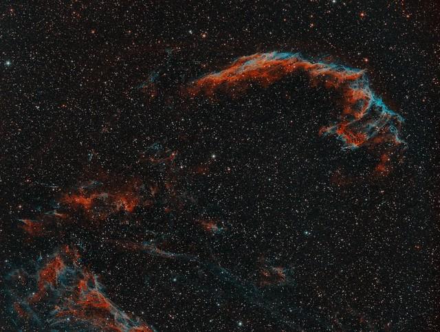 NGC 6992 Velo este