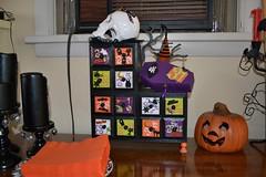 Halloween Calendar Front