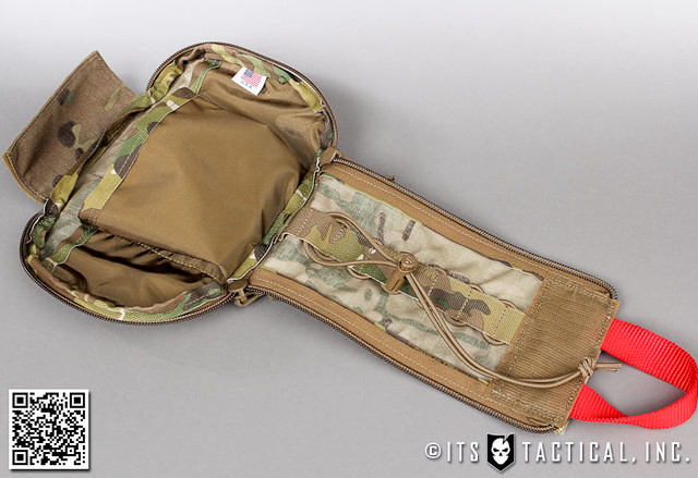 ITS Tactical ETA Trauma Kit Pouch 06