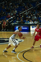 Matt Glover Attacks (acaben) Tags: basketball pennstate collegebasketball ncaabasketball mattglover psubasketball pennstatebasketball