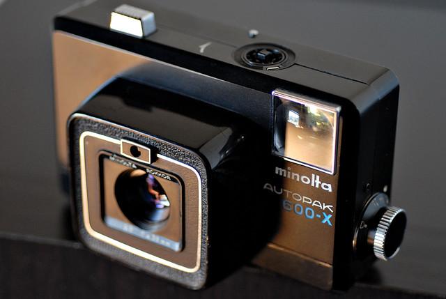 Minolta Autopak 600-X