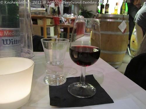 Weinprobe Lesung Kieler Weinkontor