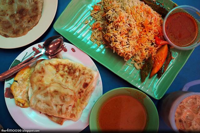 Thohirah Thai Muslim Seafood