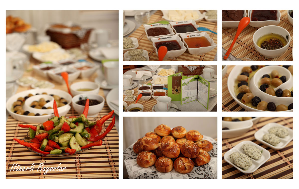 Gizem'in Kahvaltı Sofrası-5