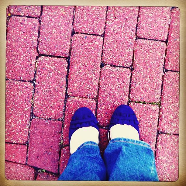 #purpleflats