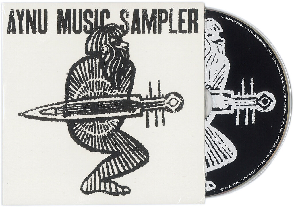 AYNU MUSIC SAMPLER