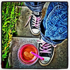 cHuCk & coffee~~TGIF!!!! (sherrYgibsoN~GoNe~liviNg iN Instagram LaNd Now) Tags: apple cup coffee square mac sneakers converse squareformat sherry chucks chucktaylors allstars 4g iphone 2011 lomofi chuckandme iphoneography instagramapp uploaded:by=instagram foursquare:venue=4c31f96f7cc0c9b65480ef9a unfinishedunofficialunfaithful~365daysyr4