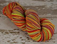 """Southern Delight"" 4oz Cestari Superfine Merino"