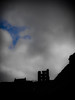 Scarborough castle. (CWhatPhotos) Tags: pictures camera shadow sky cloud castle birds silhouette by clouds digital that landscape four bay photo skies foto with view image artistic cloudy photos pics north over picture pic olympus images using have part photographs fotos coloring scarborough which colouring contain partial thirds shadowed epl1 cwhatphotos