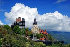 -  - The Old England Manor - CingJing Fram (prince470701) Tags: clouds taiwan   nantou sonya850 sony2470za theoldenglandmanor  cingjingfram