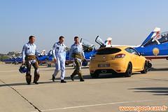 patrouille france manu guigou Renault sport 5