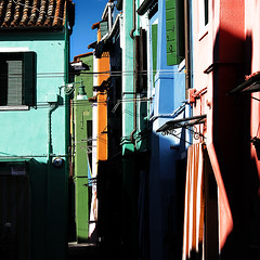 Colori / Colours - (Burano) (FM54TO) Tags: venice houses italy italia colours case venezia colori burano buranoisland mygearandme mygearandmepremium mygearandmebronze mygearandmesilver