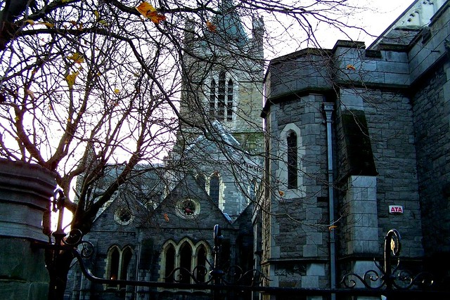 Christ Church Cathedral, Dublin Ireland