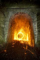 Winlaton Bonus Tunnel Woolorb (- Hob -) Tags: lightpainting raw winlatonmill 光绘 lightjunkies 光の絵画 wwwfacebookcompageslightpaintingorguk517424921642831