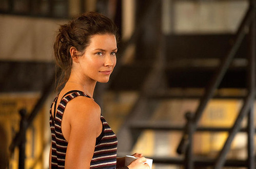 Evangeline Lilly as Bailey Tallet