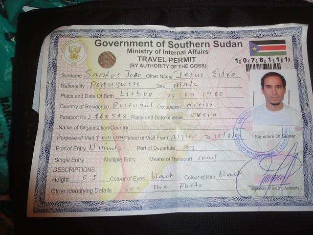 A Independência do Sudão do Sul