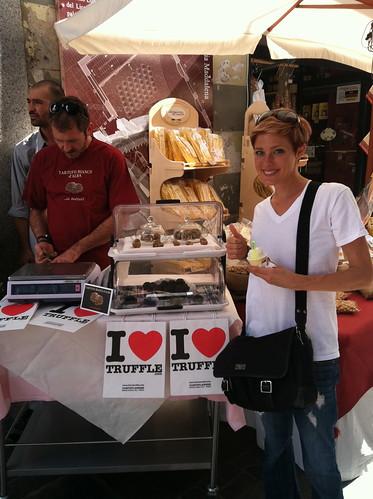 Alba Italy truffle festival