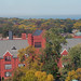 Fall scenes at UW-Milwaukee