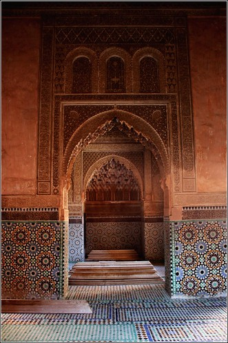 Saadian tombs ( Marrakech ) by Zé Eduardo...