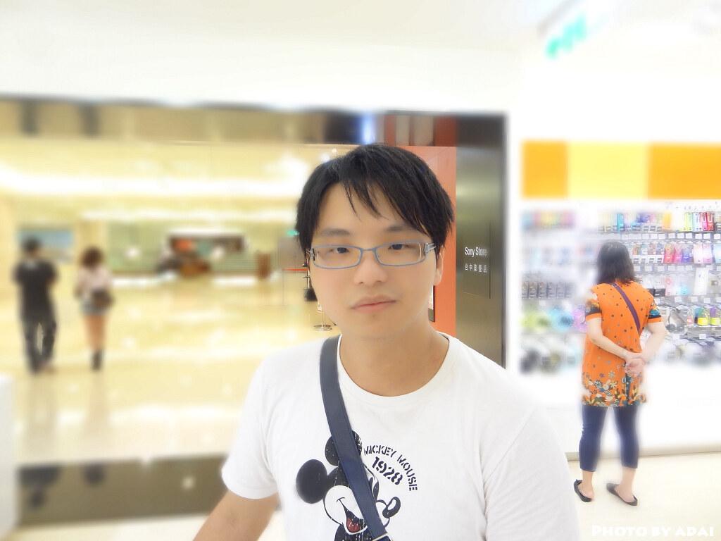2011.10.11 SONY HX9V 散景模式