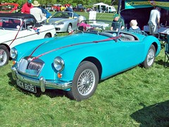 243 MG MGA (1955-59) (robertknight16) Tags: mg 1950s british bmc worldcars 194570