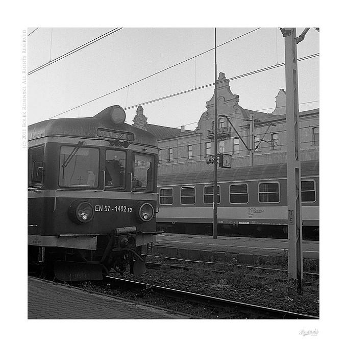 Ostatnie dni dworca Łódź Fabryczna