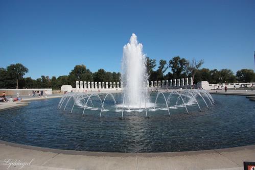 WWII Fountain