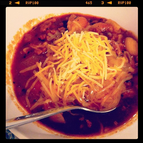 Make this. You won't regret it. http://www.foodnetwork.com/recipes/paula-deen/tastes-like-lasagna-soup-recipe/index.html