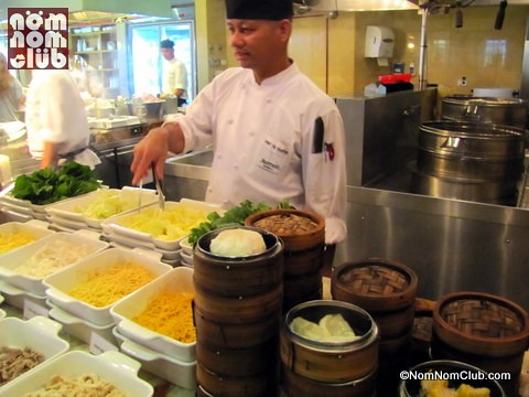 Marriott Cafe Dimsum