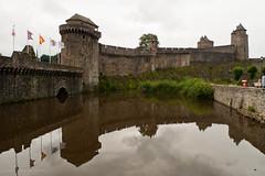 Castillo de Fougres (Jose Antonio Abad) Tags: francia fougres pblica 2011bretaa josantonioabad