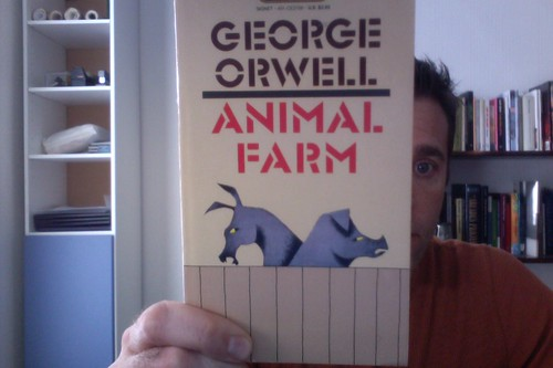 Animal Farm by Michael_Kelleher