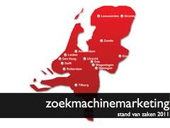 Stand van zaken zoekmachinemarketing 2011