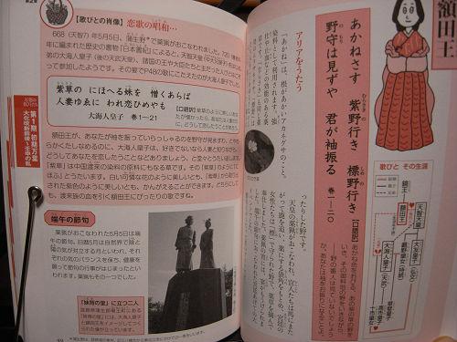 「万葉集」入門本3冊-11