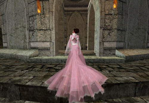 *TWA*Spirit Of The Maiden Gown 1 by Cherokeeh Asteria