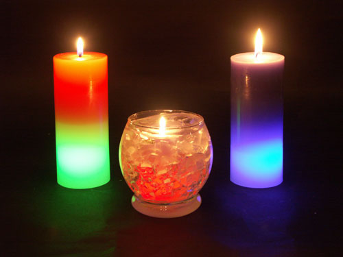Velas LED: Velas Decorativas con Focos LED