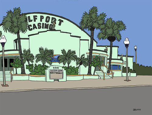 Gulfport Casino by Mr. Boyd