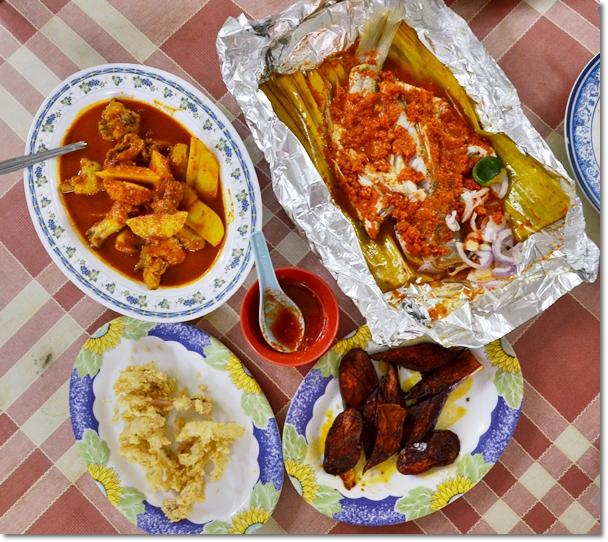 Portuguese Cuisine @ San Pedro