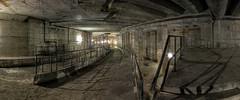 Right under ground level (Lake (Delmor)) Tags: urban lake abandoned underground belgium awesome tunnel system used huge exploration revised premetro urbex delmor 4512131518