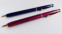 2本のボールペン