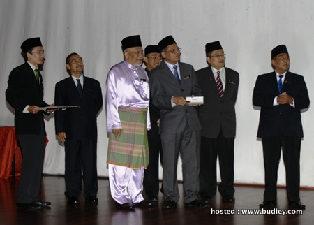 Pelancaran Buku Imam Masjid Negara