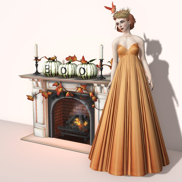 Dollarbie Gown & LISP Hunt Gifts