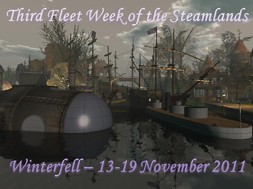 Fleet Week of the Steamlands