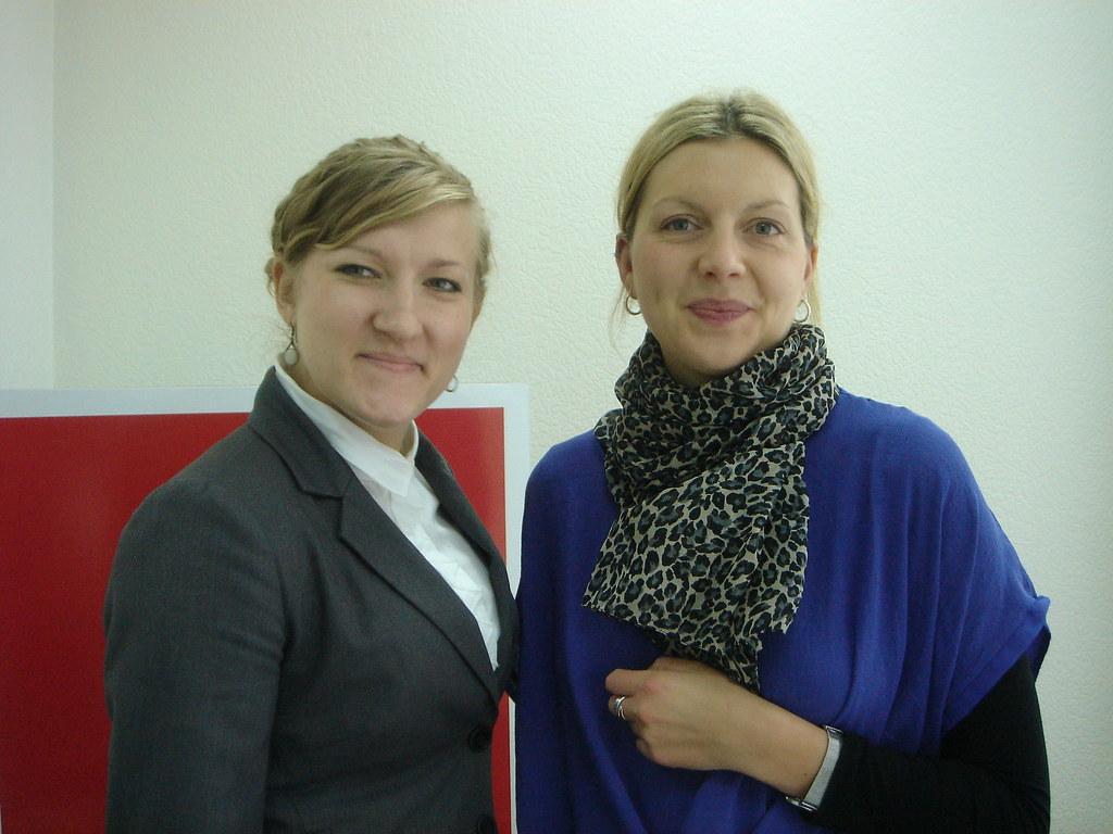 Ekaterina Shapovalova, Business Link and Sarah Grant, University of Exeter