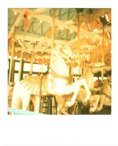 merry-go-round :: horse