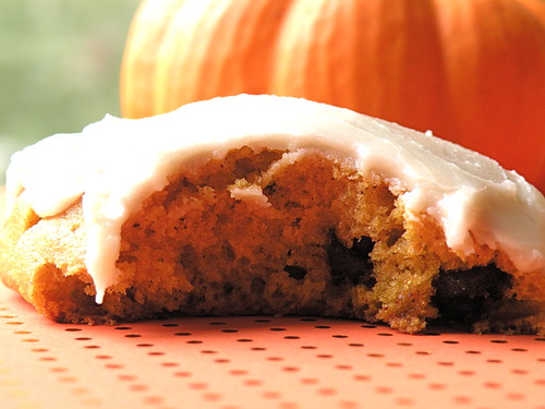 MF Pumpkin Cookies