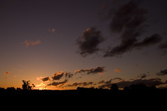 Darkness Falls (edwinemmerick) Tags: sunset sky 20d weather silhouette clouds canon eos edwin emmerick edwinemmerick