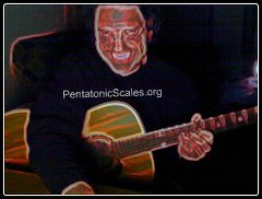 guitar picture w guitar (myflickrymail) Tags: guitar scales lessons pentatonic playguitar bluesscales fingerdexterity