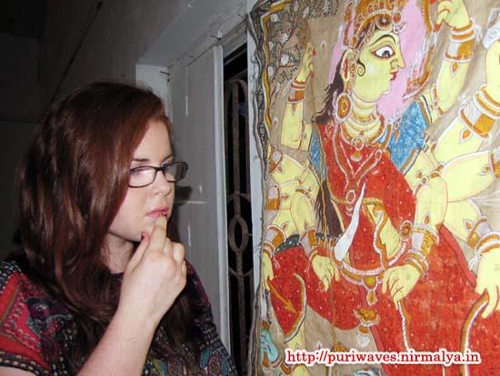 patachitra raghurajour odisha