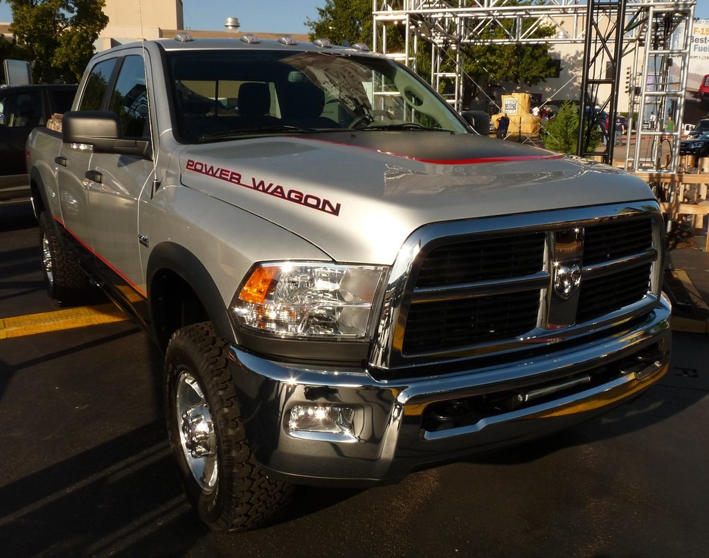 2012 Dodge Power Wagon Crew Cab (Ram Truck)