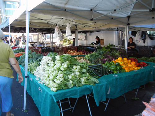 Farmers Market Hollywood